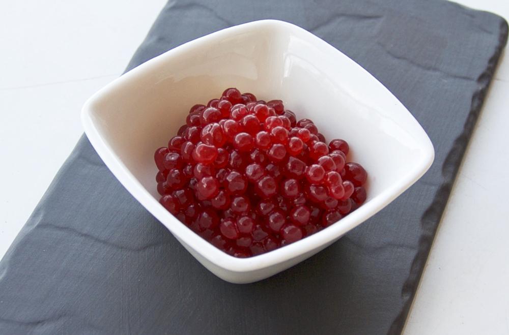 Hallonkaviar